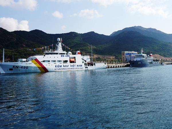 Không suy diễn chủ quan về sử dụng Cảng quốc tế Cam Ranh - ảnh 1